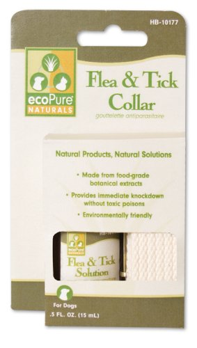 ecoPure Flea and Tick Collars