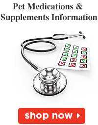 pet medications and supplement information