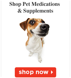 shop pet medications and supplements